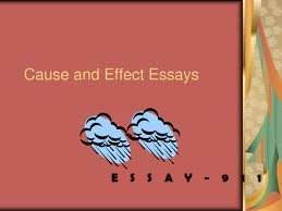 Cause and Effect Essay ? The Causes of Divorce